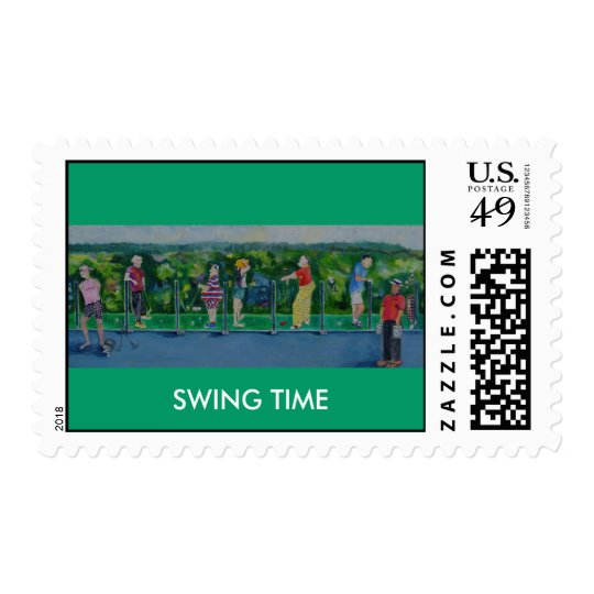 SWING TIME - Postage Golf