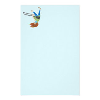 Swing Time Stationery