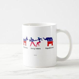 Swing Voters :) Coffee Mug