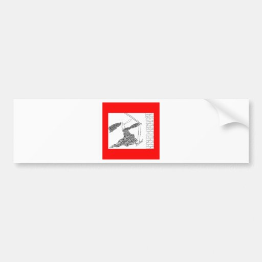 swing wall bumper stickers