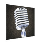 Swing when your Singing Gallery Wrap Canvas