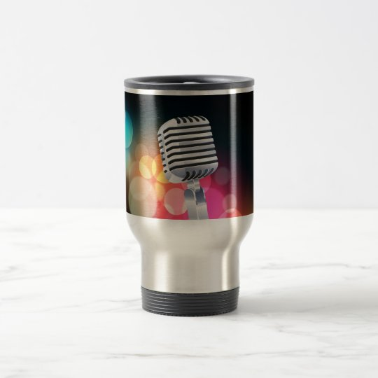 Swing when your Singing Travel Mug