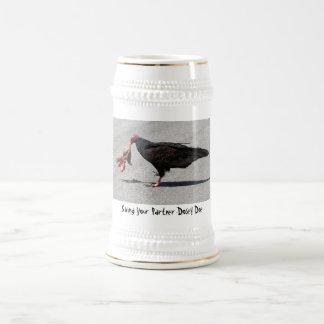 Swing Your Partner Dosey Doe! 18 Oz Beer Stein