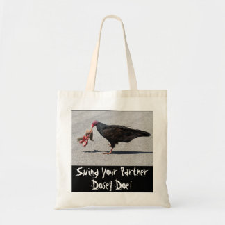 Swing Your Partner Dosey Doe! Tote Bag