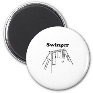 Swinger Magnet
