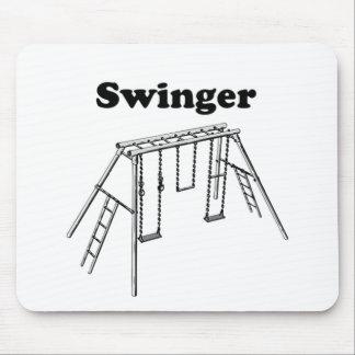 Swinger Mouse Pad