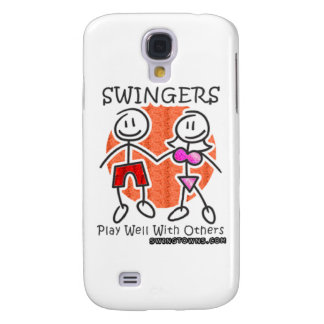 Swingers Play Well Together Samsung S4 Case