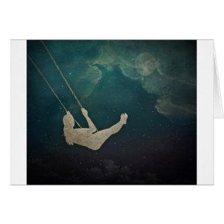Swingin' Card