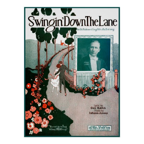 Swingin Down The Lane by Isham Jones