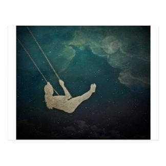 Swingin' Postcard