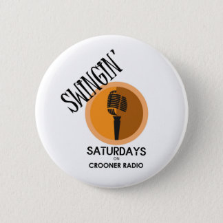 Swingin' Saturdays Crooner Radio Button