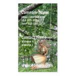 Swinging Angel Business Cards