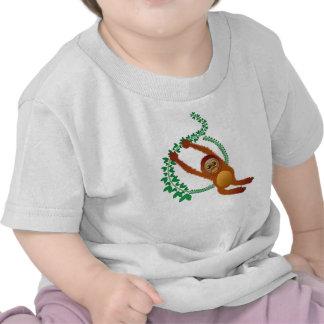 Swinging Orangutan Shirt