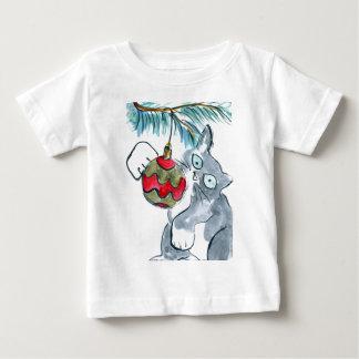 Swinging Ornament Baby T-Shirt