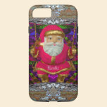 Swinging Santa  VII Christmas iPhone 7 Case