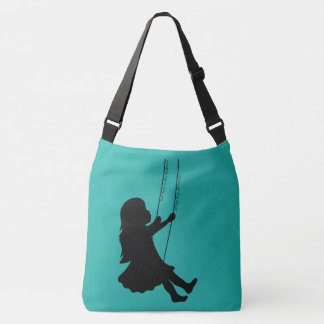 Swinging to the Clounds Crossbody Bag