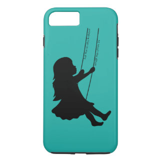 Swinging to the Clounds iPhone 8 Plus/7 Plus Case