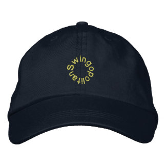 Swingopolitan Baseball Cap
