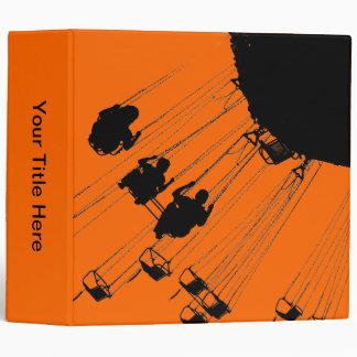 Swings and Roundabouts - Orange Binder