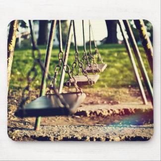 Swings Mouse Pad