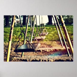 Swings Posters