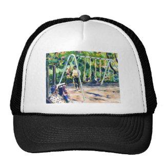 Swings Trucker Hat