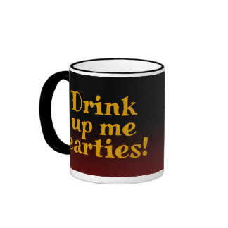 Swipe the Gold Drink Up Mug