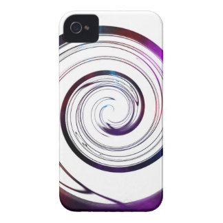 Swirl2.jpg iPhone 4 Case-Mate Case