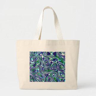 Swirl 2 tote bag