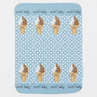 Swirl Baby Blanket