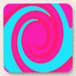 Swirl Beverage Coasters