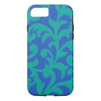 Swirl Blue Green iPhone 7 case