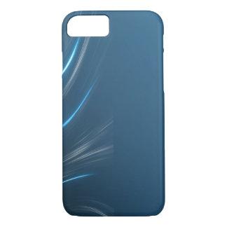 Swirl Blues iPhone 7 Case