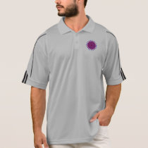 Swirl Burst2 Polo Shirt