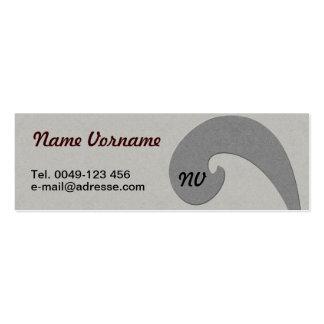 swirl business card templates