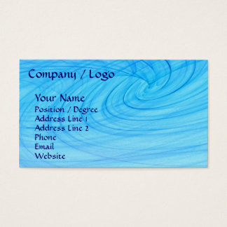 Swirl Business Card