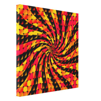 Swirl Canvas Print