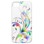 Swirl, Coloeful Decoration iPhone 5 Covers