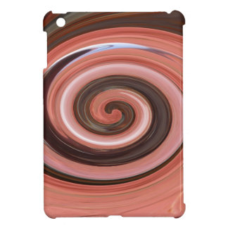 Swirl - Colors of Rust / ROSTart Cover For The iPad Mini