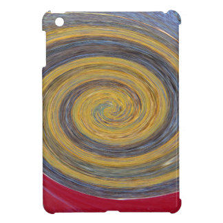 Swirl - Colors of Rust / ROSTart Case For The iPad Mini