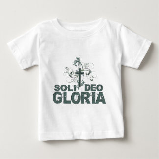 Swirl Cross Baby T-Shirt