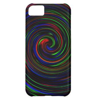 Swirl Customizable iPhone 5C Cases