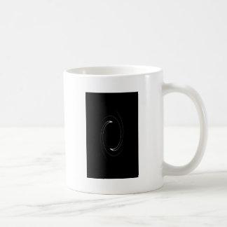 Swirl Design Coffee Mug