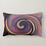 Swirl Design Pillow