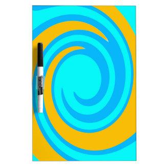swirl Dry-Erase board