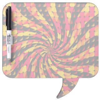 Swirl Dry Erase Board