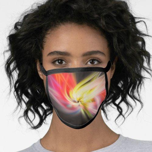 Swirl Face mask