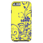 Swirl Flowers iPhone 6 case iPhone 6 Case
