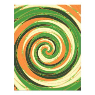 Swirl Flyer