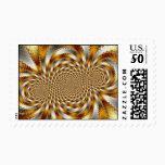 Swirl Fractal 1 - Fractal Stamp